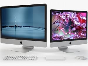 Apple iMac 2015 4k 5k RETINA with Accessories