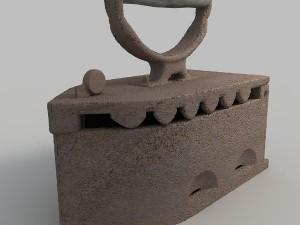 Retro iron