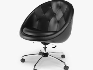 Swiver Chair Black