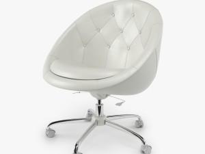 Swiver Chair White