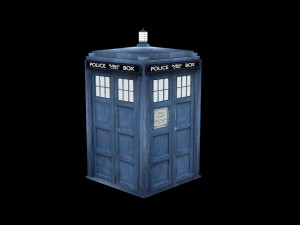 Tardis by Doctor who
