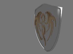 Dragons brotherhood shield