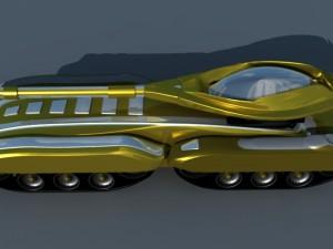 Artabanus tank