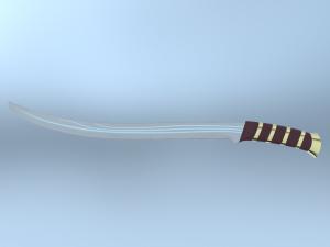 Elven Sword