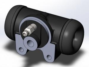 Brake Cylinder 24-3501040-01