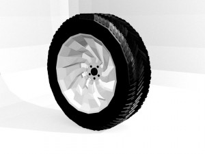 Cars Wheel