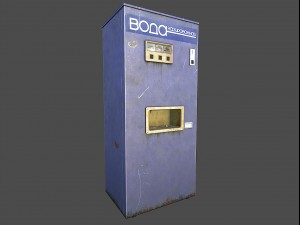 Machine for sale carbonated drinksUSSRLowPoly