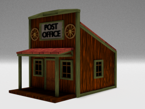 Building Post Office