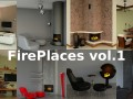FirePlaces vol 1