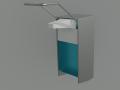 Liquid soap dispenser 3d models