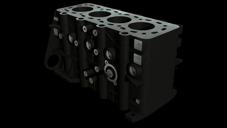 motorblock 3d-modell in autoteile 3dexport, Badezimmer ideen