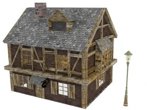 House cottage