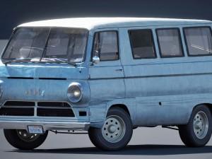 Dodge Van 1969