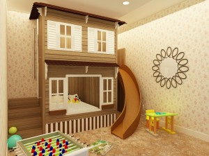 Bunkbed for Kids