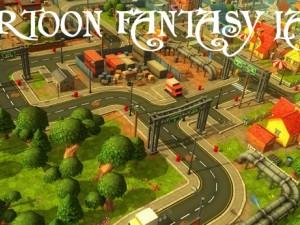 Cartoon Fantasy Land