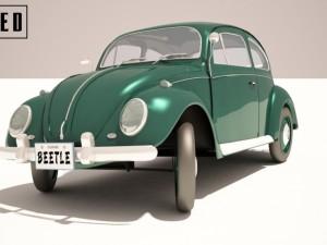 1966 VolksWagen Beetle - RIGGED