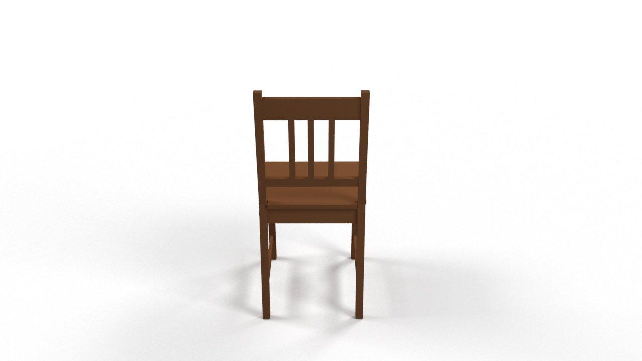 Chair stefan ikea modello 3d in sgabello 3dexport