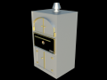 Charcoal oven Josper 50 LACXP