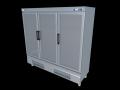 Refrigerator cabinet Exhibitor 3 door