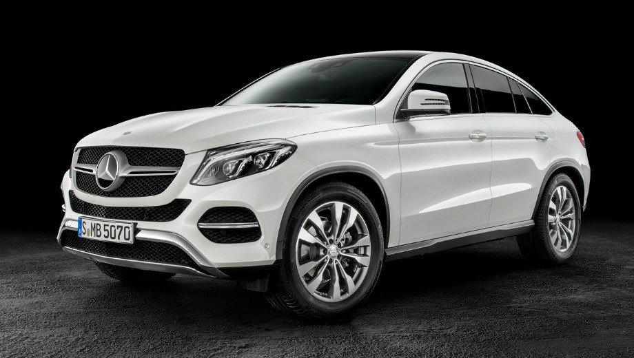 Mercedes Benz Gle Coupe 2016 Model