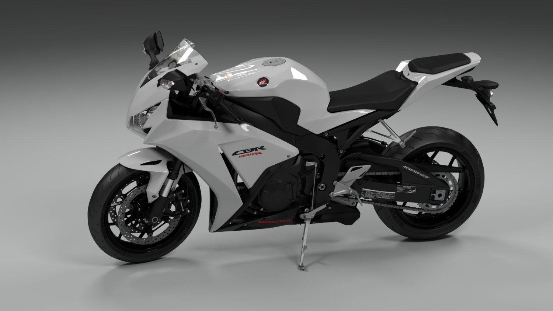 Honda Cbr 1000 Rr 2016 3d Model In Motorcycle 3dexport