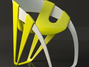 Dry Leaf modern Chair