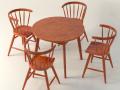 Nakashima chair table