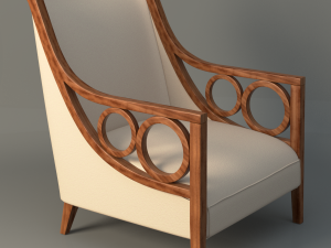 Maclean Arm Chair