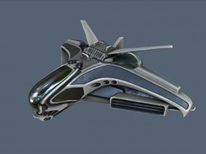 Intergalactic Spaceship Design