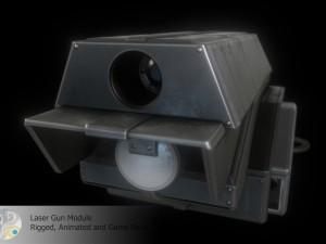 Laser Gun Module