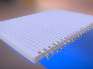 notepad 3D Models - Download 3D notepad Available formats