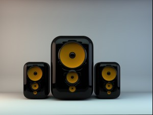 Cute Mini Speaker