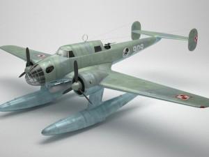 RWD-22 torpedo bomber