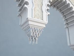 3d islamic arch model 3D Models Download Available formats: c4d, max