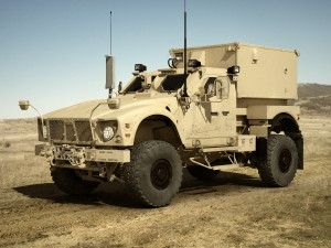 Oshkosh M-ATV S-250