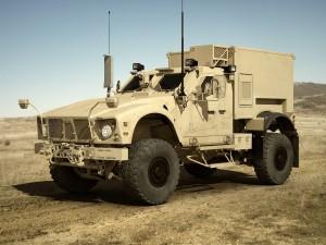 Oshkosh M-ATV S-832 Command