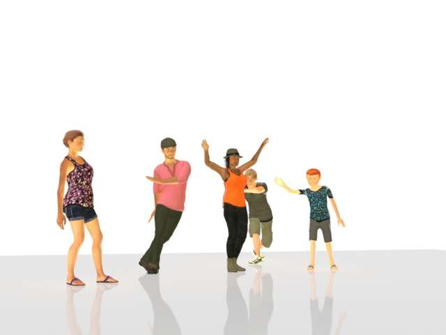 Dance pack animation 3d model in other 3dexport dance pack animation 3d model malvernweather Gallery