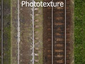 Rail Phototexture