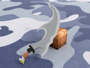 Destroyer sword
