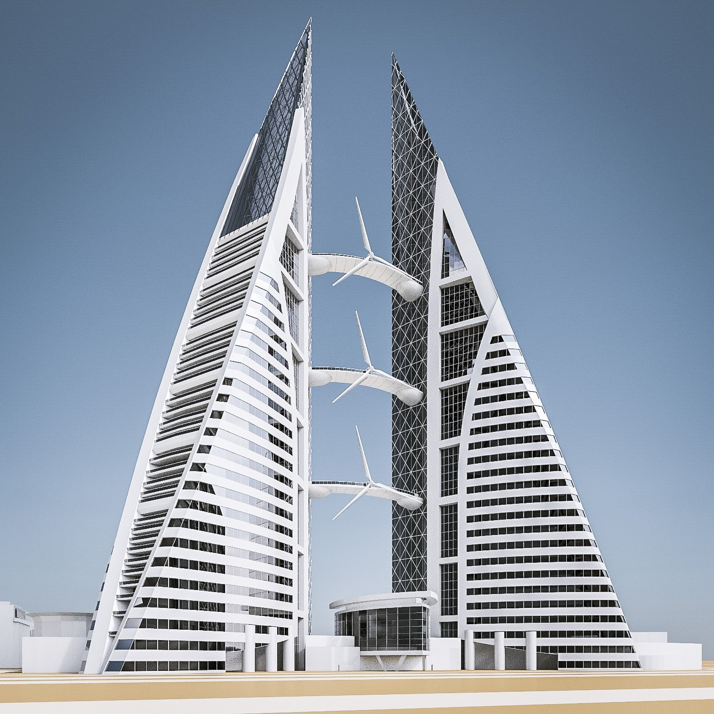 World Trade Center 3d Model 3d Models Download Available Formats  # Expo Muebles Wtc Df