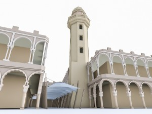 3d islamic arch model 3D Models Download Available formats