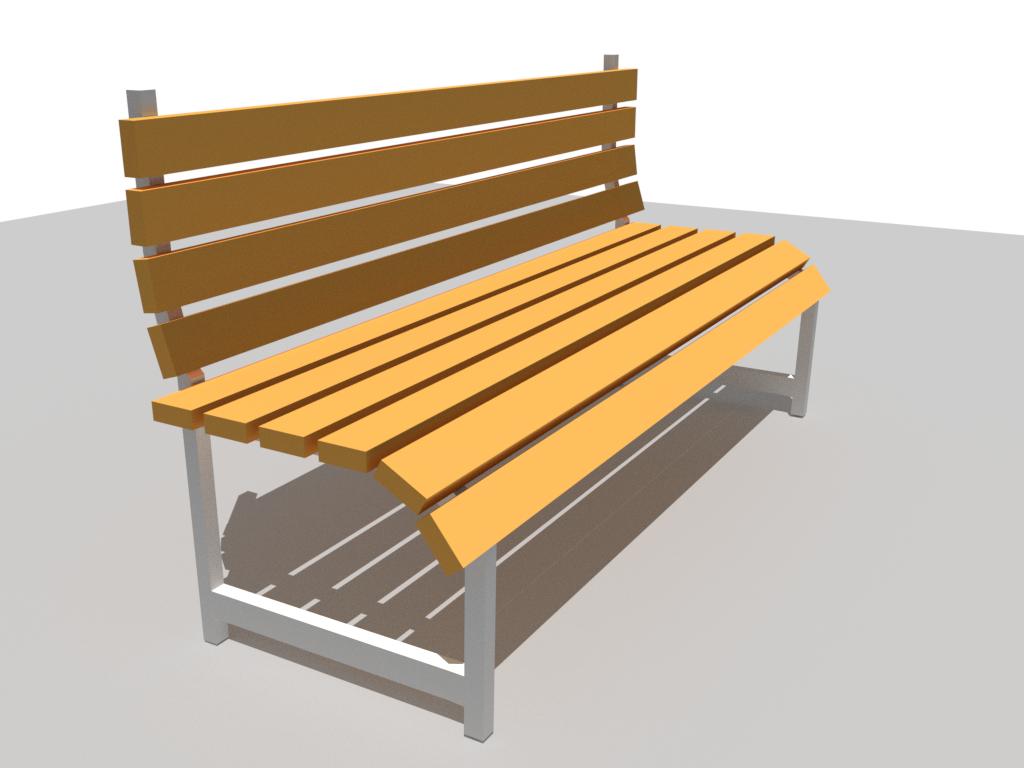 Park Low Poly Assets Six-Pack 3D Model in Landscapes 3DExport
