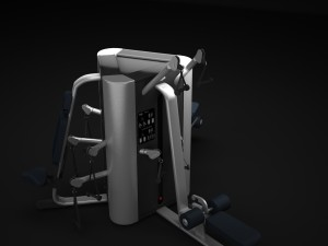 Multistation Gym TOWER