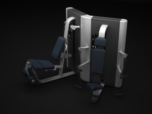 Multistation Gym TWIN