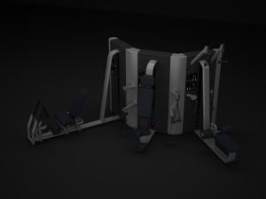 Multistation Gym WALL 2