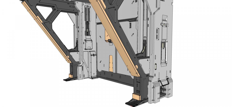 Halo 5 door 3D Model in Other 3DExport