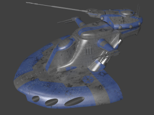 Armoured Assault Tank AAT - Star Wars