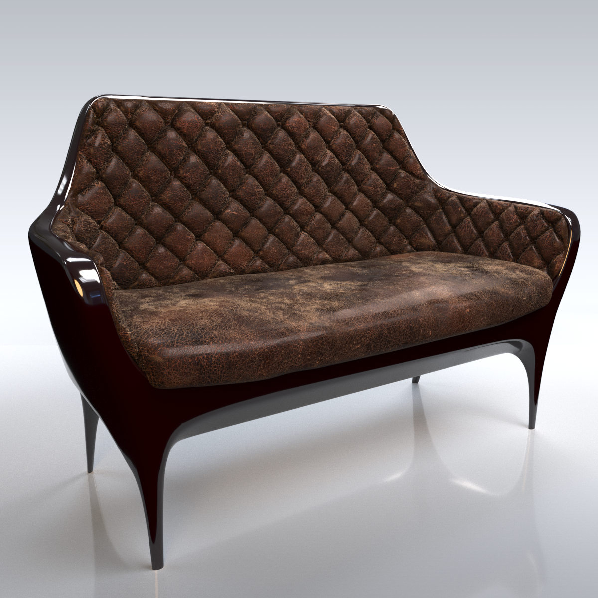 SHOWTIME SOFA By Jaime Hayon For BD Barcelona Desi 3D Model In Sofa 3DExport