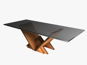Coffee Table 1 Free 3D Model