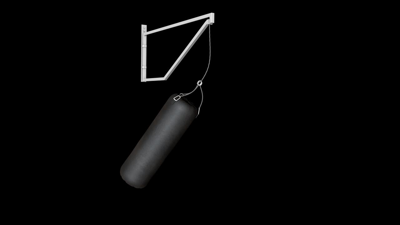 ba50684414 Punching bag 3D Model in Sports Equipment 3DExport